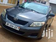 Toyota Corolla 2009 1.6 Advanced Black | Cars for sale in Brong Ahafo, Tain
