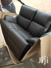 Brand New Quality Leather Sofa From UK | Furniture for sale in Greater Accra, Adenta Municipal