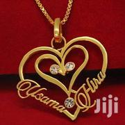 Customized Wallet N Necklace | Jewelry for sale in Greater Accra, Nungua East