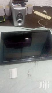 Neat 26inchee Sharp Tv Two Months Used | TV & DVD Equipment for sale in Greater Accra, South Labadi