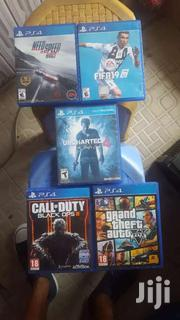 Playstation 4 Cds | Video Game Consoles for sale in Greater Accra, New Abossey Okai
