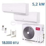 TCL 2.0HP SPLIT AIR CONDITIONER_WHITE | Home Appliances for sale in Greater Accra, Roman Ridge