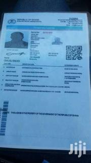Am A Driver With License  (C) | Accounting & Finance CVs for sale in Greater Accra, Odorkor