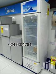 White Frame Display Fridge Midea 290 L | Store Equipment for sale in Greater Accra, Roman Ridge