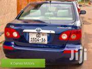 2008 Toyota Corolla | Cars for sale in Greater Accra, Agbogbloshie