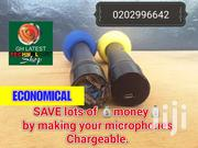 CONVERT YOUR MICROPHONE TO CHARGEABLE | Automotive Services for sale in Greater Accra, Nii Boi Town