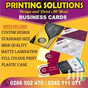 Business Card | Automotive Services for sale in Greater Accra, Abossey Okai