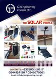 SOLAR POWER SALES & INSTALLATION | Solar Energy for sale in Ga West Municipal, Greater Accra, Ghana