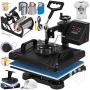Advanced New Design 8 In 1 Combo Heat Press  From USA | Laptops & Computers for sale in Greater Accra, Labadi-Aborm
