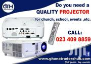 Quality NEC Projector For Sale | TV & DVD Equipment for sale in Greater Accra, Agbogbloshie