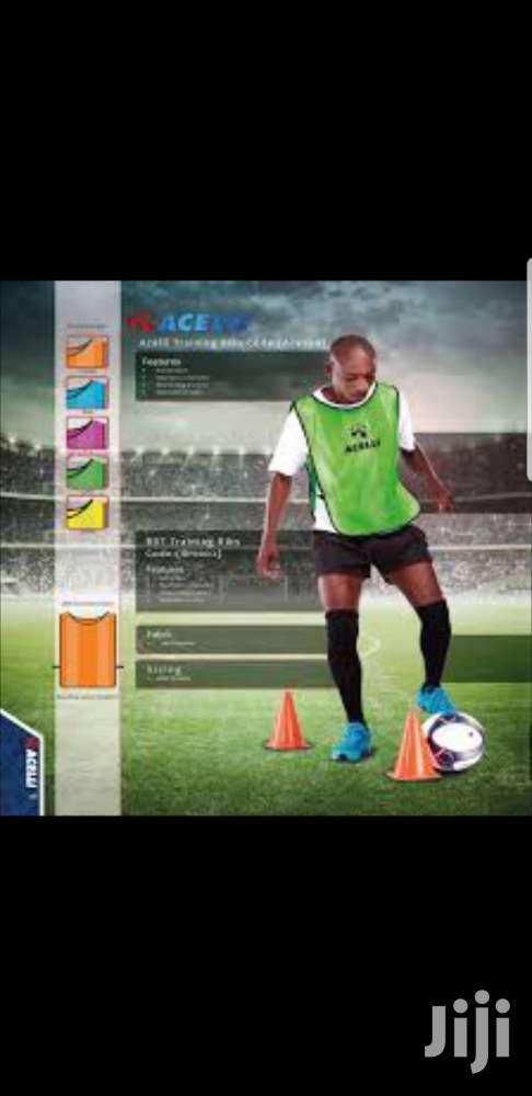 Bibs Soccer Football Training Vest X5 Delivery