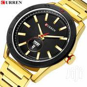 Curren 8331 Mens Watch - Gold | Watches for sale in Greater Accra, Accra Metropolitan