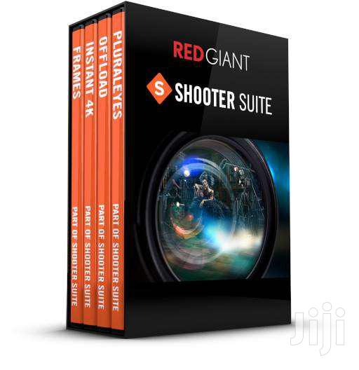 Red Giant Shooter Suite V13