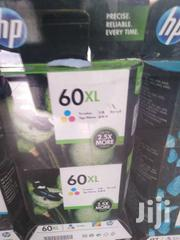 HP 60 BLACK & COLOR XL INK CARTRIDGES | Video Game Consoles for sale in Greater Accra, Asylum Down