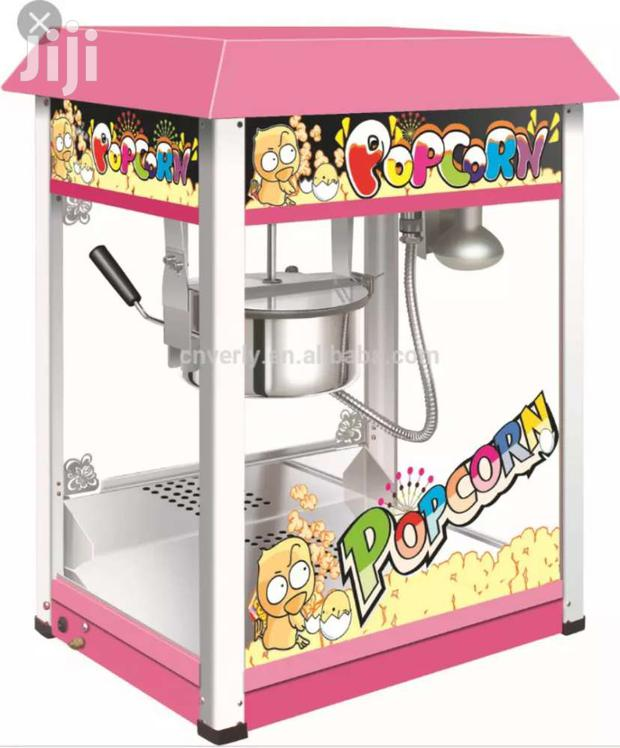 Foreigncommercial Popcorn Machine