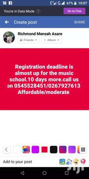 Music Training :Vocals And Instrument Training | Classes & Courses for sale in Greater Accra, Achimota