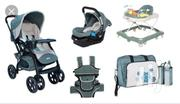 6 In 1 Full Set Stroller With Essentials | Prams & Strollers for sale in Greater Accra, Agbogbloshie