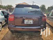 Porsche Cayenne 2010 Tiptronic Red | Cars for sale in Volta Region, Hohoe Municipal