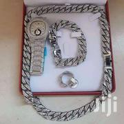 Patek Philips Silver Ice Set | Watches for sale in Greater Accra, Dansoman