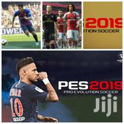 PES 2019 With Patch PC Version   Video Games for sale in Greater Accra, Roman Ridge