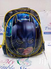 Bat Man Boy Backpack   Children's Clothing for sale in Greater Accra, Achimota