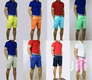 Polo Lacoste And Shorts | Clothing for sale in Greater Accra, Burma Camp