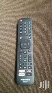Hisense Original Remote | TV & DVD Equipment for sale in Greater Accra, Kwashieman