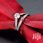 Promise Ring Silver Plated   Jewelry for sale in Central Region, Awutu-Senya