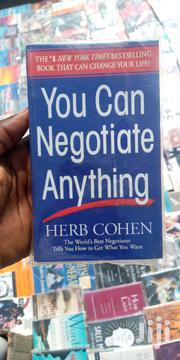 You Can Negotiate Anything Book | Books & Games for sale in Greater Accra, Airport Residential Area