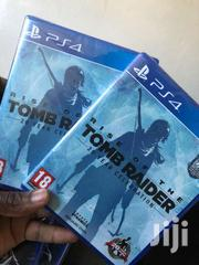 Rise Of The Tomb Raider Ps4 Sealed | Video Game Consoles for sale in Eastern Region, Asuogyaman
