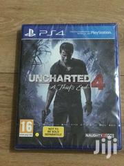 Uncharted 4 A Thiefs End | Video Game Consoles for sale in Greater Accra, Tesano