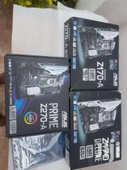 Gaming Motherboards 6th & 7th Gen   Computer Hardware for sale in Greater Accra, Odorkor