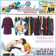 Borno Laundry Serv.@Accra New Town | Automotive Services for sale in Greater Accra, Accra new Town