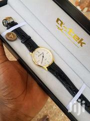 St Alexandre Classic Quartz Leather Watch | Watches for sale in Ashanti, Kumasi Metropolitan