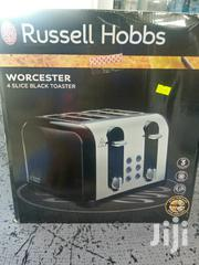 Russel Hobbs Worcester 4 Slice Black Toaster | Kitchen Appliances for sale in Greater Accra, Ga South Municipal