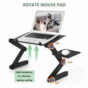 LAPTOP ADJUSTABLE STANDS WITH USB FAN | Computer Accessories  for sale in Greater Accra, Nungua East