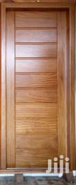 TREATED WOODEN DOORS | Doors for sale in Lartebiokorshie, Greater Accra, Nigeria