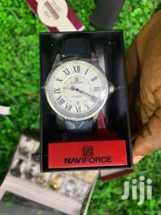 NAVIFORCE SEA BLUE LEATHER WATCH | Watches for sale in Greater Accra, Ga West Municipal