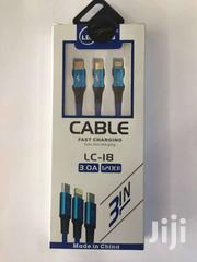 USB CABLE 3 IN 1 CHARGR | Computer Accessories  for sale in Greater Accra, Accra new Town