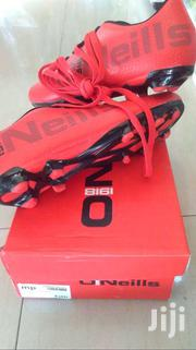 Oneil Mp Red Football Boots Size 9 | Shoes for sale in Greater Accra, East Legon