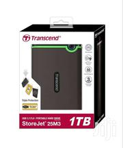 1TB Transcend Military External | Laptops & Computers for sale in Greater Accra, Accra new Town