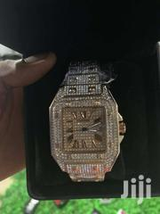 CARTIER SPARKLING ROSE GOLD WATCH | Watches for sale in Greater Accra, Ga West Municipal