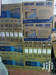 New Bruhm 32' Digital/Satellite LED TV.2yrs Warranty,Free Wall Bracket | Home Accessories for sale in Greater Accra, Accra Metropolitan