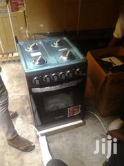 Neon Standing Four Burners With Oven And Grill | Meals & Drinks for sale in Greater Accra, Agbogbloshie