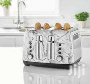 George Home Marble Effect4 Slice Toaster | Kitchen Appliances for sale in Greater Accra, Accra Metropolitan