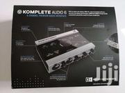 Native Instruments KOMPLETE AUDIO 6 - USB 2.0 Digital Audio Interface | Audio & Music Equipment for sale in Greater Accra, Tesano