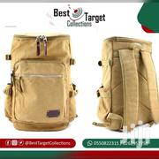 Branded Omaya Tough Leather Backpack From Best Target Collections | Bags for sale in Greater Accra, Okponglo