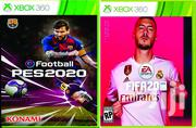 PES20/Fifa20 For XBOX360/PS3 CONSOLES√   Video Games for sale in Greater Accra, Dansoman