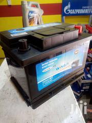 60ah  Winar Premium Car Battery + Free Office Or House Delivery - Rio | Vehicle Parts & Accessories for sale in Greater Accra, Avenor Area