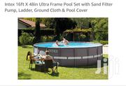INDEX 16FT X 48IN Ultra Frame Pool   Home Accessories for sale in Greater Accra, Ga West Municipal